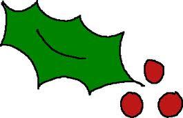 Fun - Christmas Holly